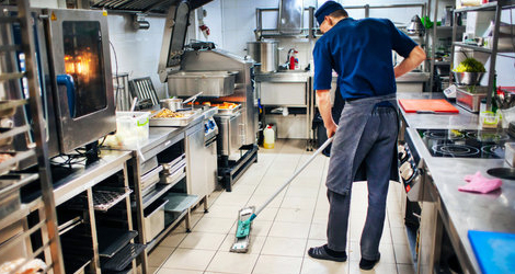 Restorent Cleaning Service